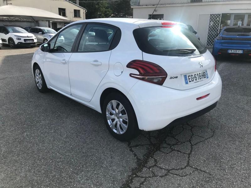 Photo 4 de l'offre de PEUGEOT 208 1.6 BLUEHDI 75CH ACTIVE 5P à 8900€ chez Brignais automobiles
