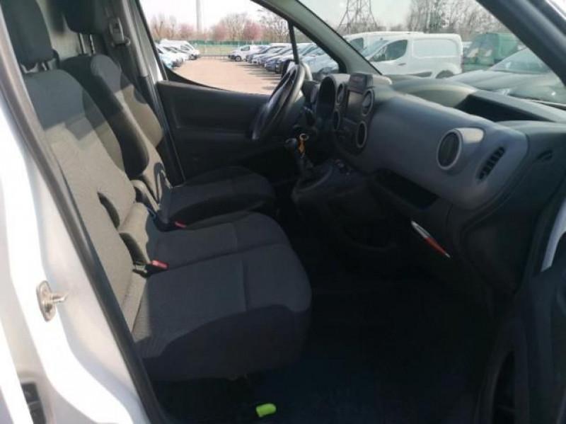 Photo 6 de l'offre de CITROEN BERLINGO M 1.6 BLUEHDI 75 BUSINESS à 10400€ chez Brignais automobiles