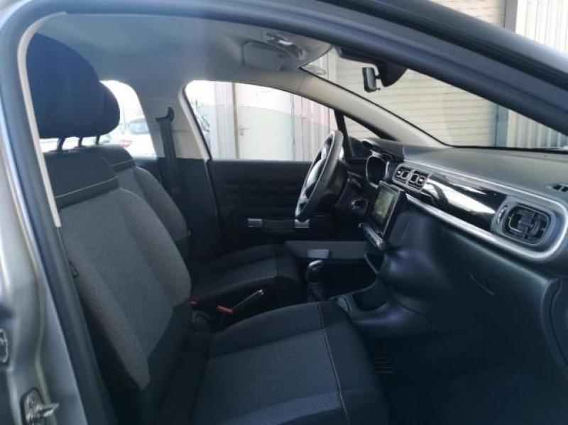 Photo 6 de l'offre de CITROEN C3 STE 1.6 BLUEHDI 100CH S&S FEEL NAV E6.D-TEMP à 9900€ chez Brignais automobiles