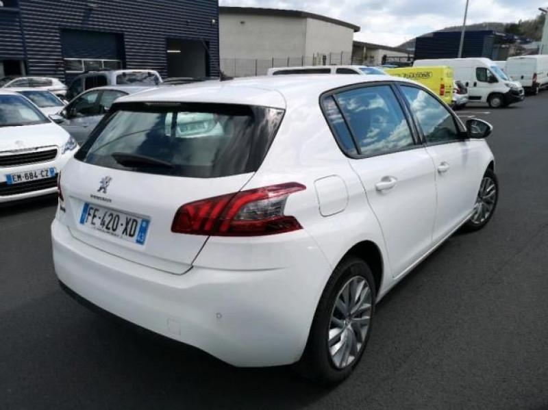 Photo 4 de l'offre de PEUGEOT 308 AFFAIRE 1.5 BLUEHDI 100CH S&S PREMIUM PACK à 12400€ chez Brignais automobiles