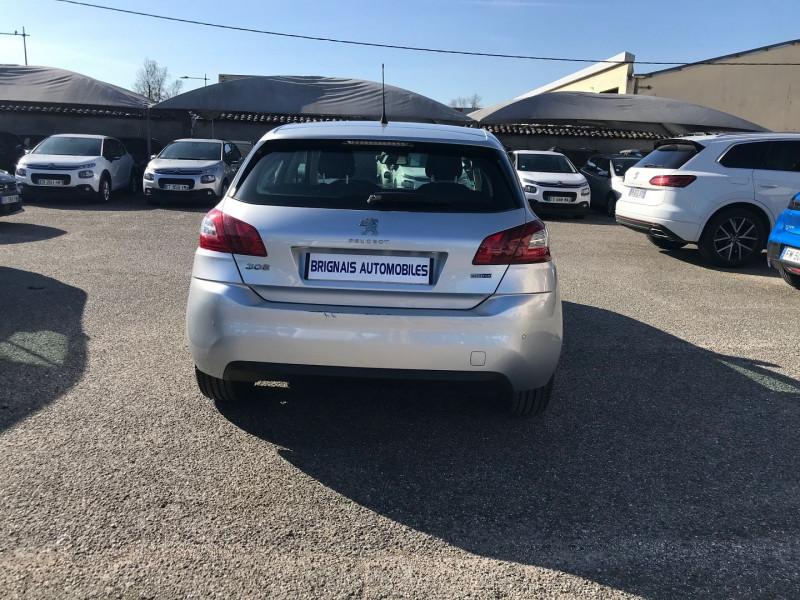 Photo 5 de l'offre de PEUGEOT 308 AFFAIRE 1.6 BLUEHDI 100CH S&S PACK CLIM NAV à 8900€ chez Brignais automobiles
