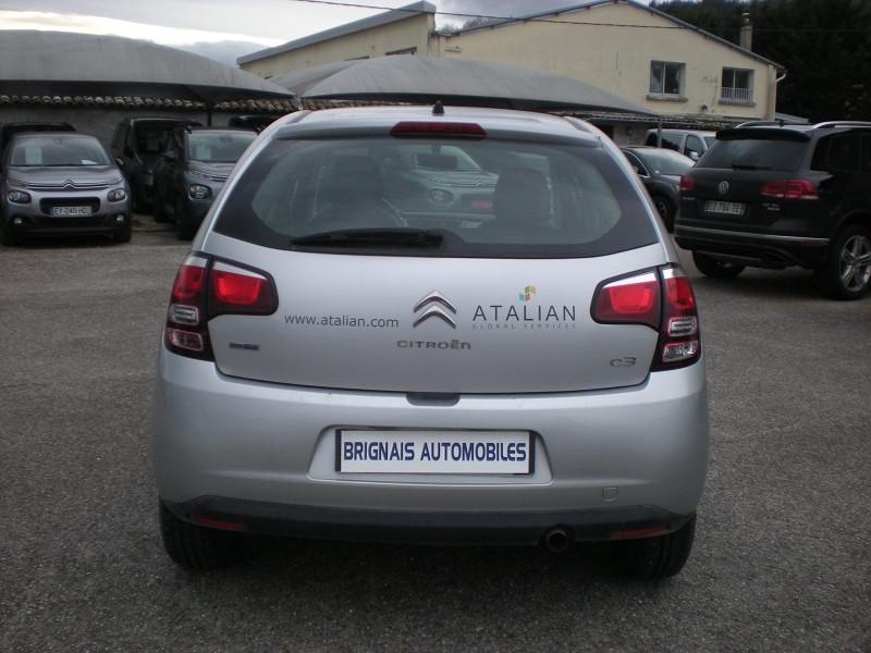 Photo 5 de l'offre de CITROEN C3 STE 1.6 BLUEHDI 75 CONFORT à 5990€ chez Brignais automobiles