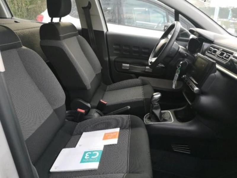 Photo 6 de l'offre de CITROEN C3 STE 1.6 BLUEHDI 75CH S&S FEEL NAV à 9480€ chez Brignais automobiles