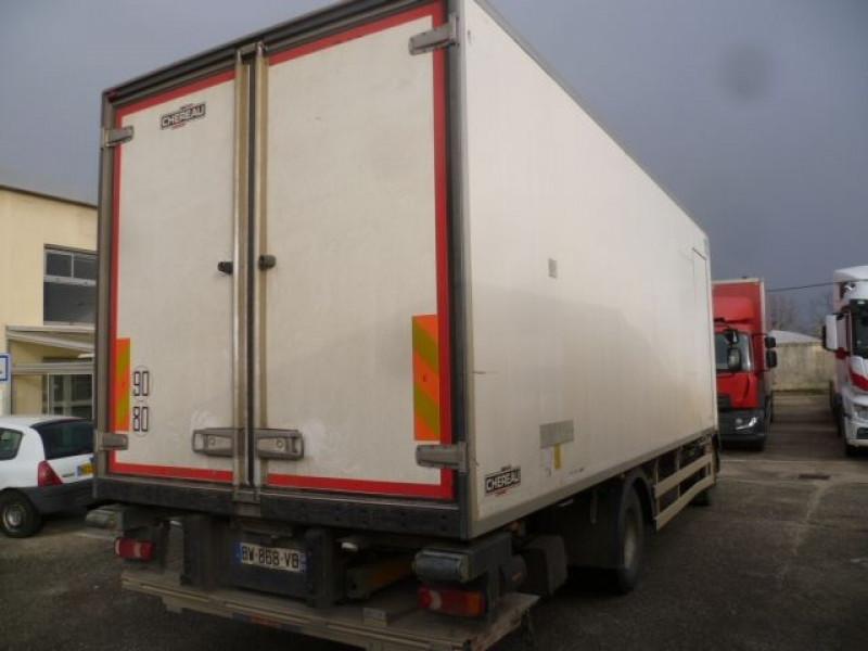 Photo 3 de l'offre de DAF FA LF 55.220 E15 CAISSE FRIGO BI-TEMPERATURE + HAYON à 23400€ chez Brignais automobiles