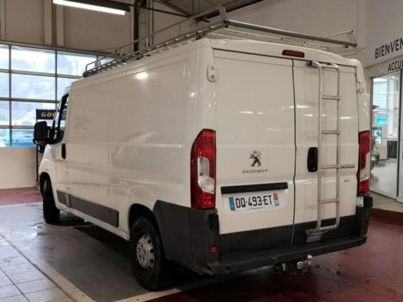 Photo 3 de l'offre de PEUGEOT BOXER FG 330 L2H1 2.2 HDI 110 PACK CD CLIM à 13900€ chez Brignais automobiles