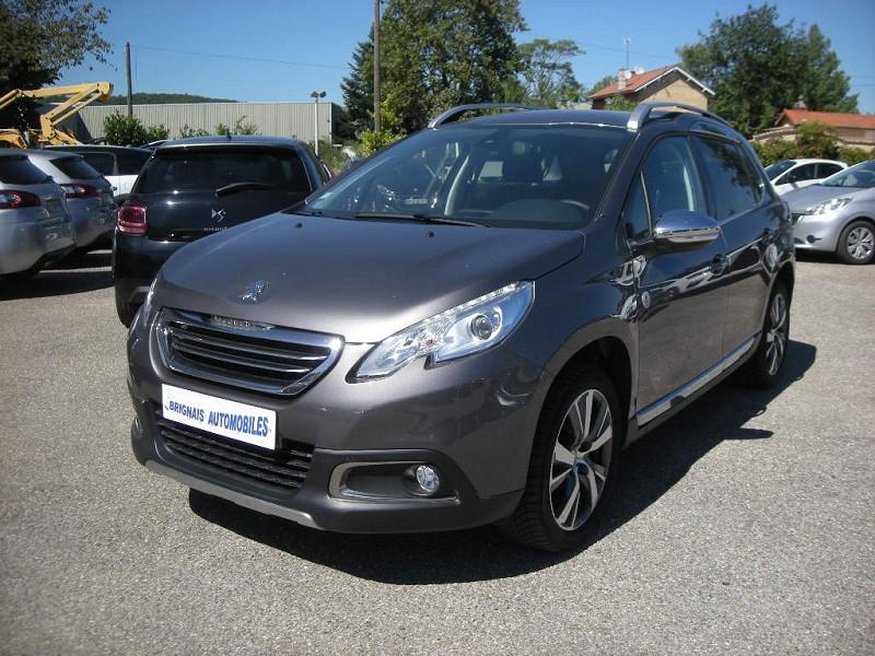 Photo 3 de l'offre de PEUGEOT 2008 1.6 BLUEHDI 100CH CROSSWAY à 14900€ chez Brignais automobiles