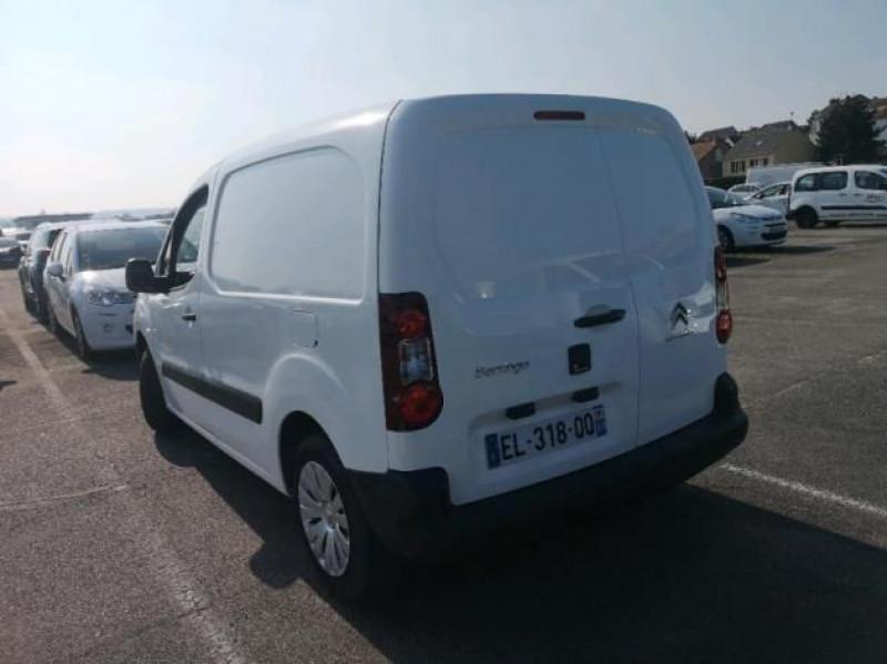 Photo 3 de l'offre de CITROEN BERLINGO M 1.6 BLUEHDI 75 BUSINESS à 10400€ chez Brignais automobiles