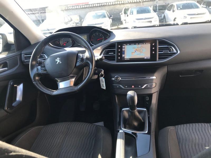 Photo 10 de l'offre de PEUGEOT 308 AFFAIRE 1.6 BLUEHDI 100CH S&S PACK CLIM NAV à 8900€ chez Brignais automobiles