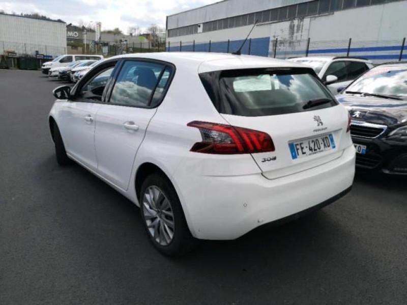 Photo 3 de l'offre de PEUGEOT 308 AFFAIRE 1.5 BLUEHDI 100CH S&S PREMIUM PACK à 12400€ chez Brignais automobiles