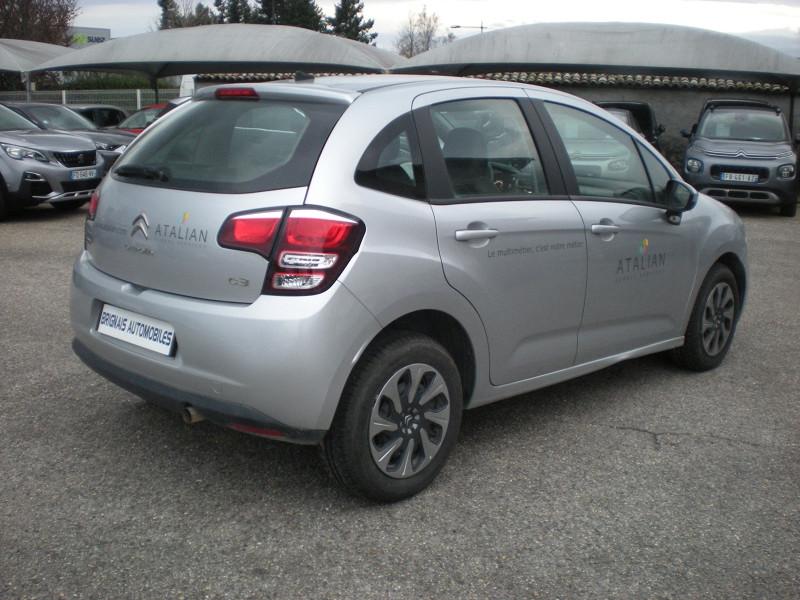 Photo 6 de l'offre de CITROEN C3 STE 1.6 BLUEHDI 75 CONFORT à 5990€ chez Brignais automobiles