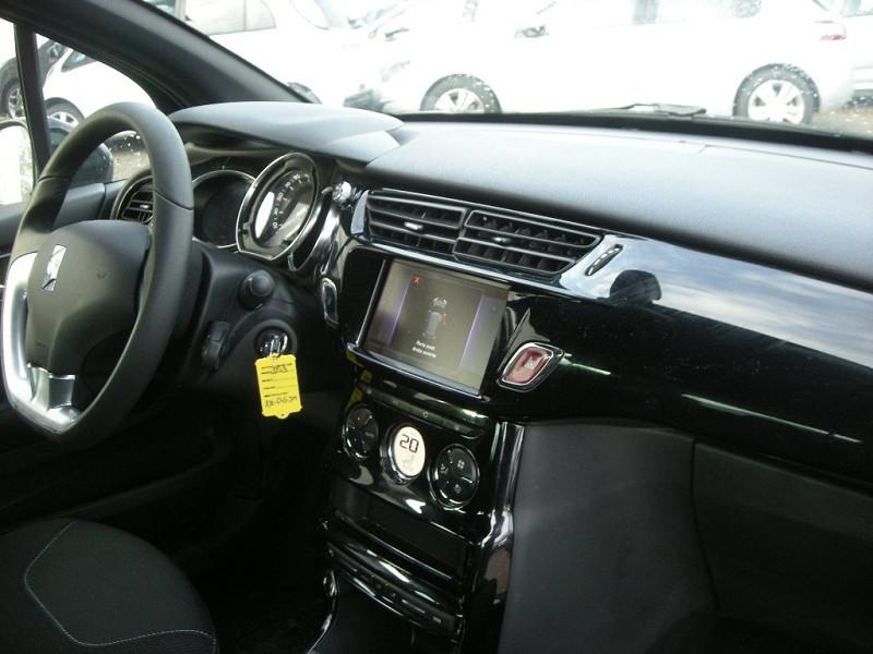 Photo 7 de l'offre de DS DS 3 BLUEHDI 100CH SO CHIC S&S à 13900€ chez Brignais automobiles