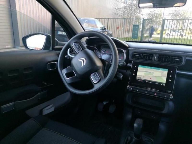 Photo 5 de l'offre de CITROEN C3 STE 1.6 BLUEHDI 100CH S&S FEEL NAV E6.D-TEMP à 9900€ chez Brignais automobiles