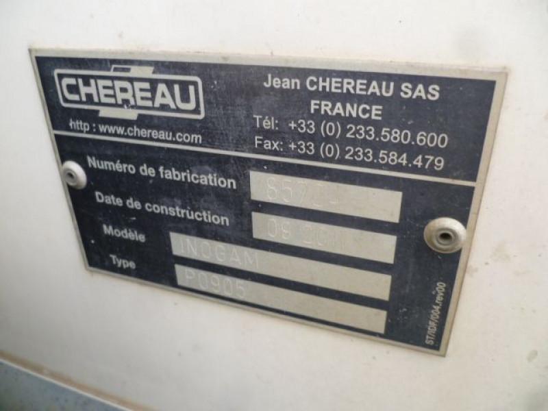 Photo 8 de l'offre de DAF FA LF 55.220 E15 CAISSE FRIGO BI-TEMPERATURE + HAYON à 23400€ chez Brignais automobiles