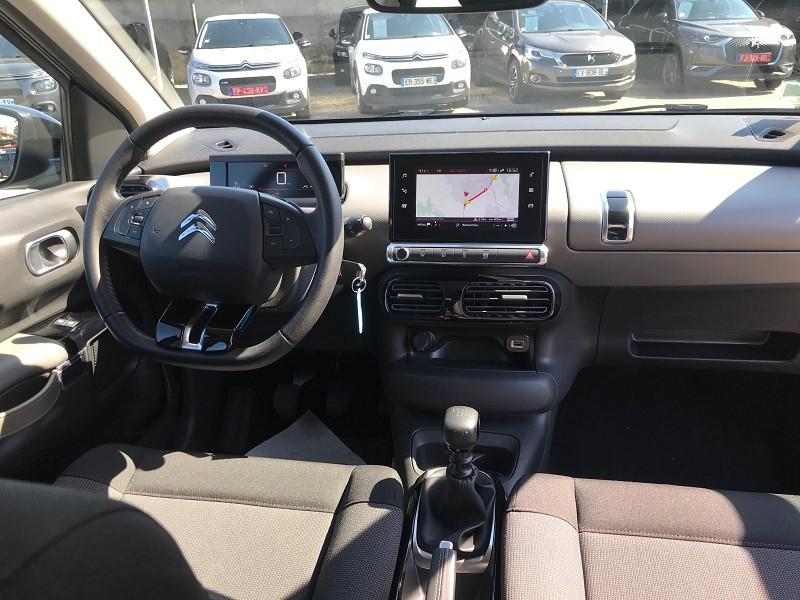 Photo 10 de l'offre de CITROEN C4 CACTUS BLUEHDI 100CH S&S FEEL E6.D-TEMP à 14900€ chez Brignais automobiles