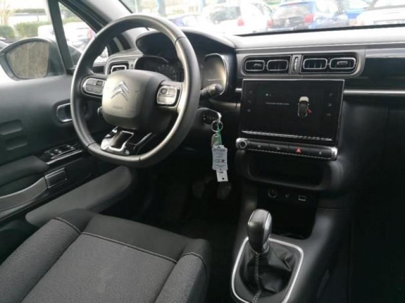 Photo 5 de l'offre de CITROEN C3 STE 1.6 BLUEHDI 75CH S&S FEEL NAV à 9480€ chez Brignais automobiles