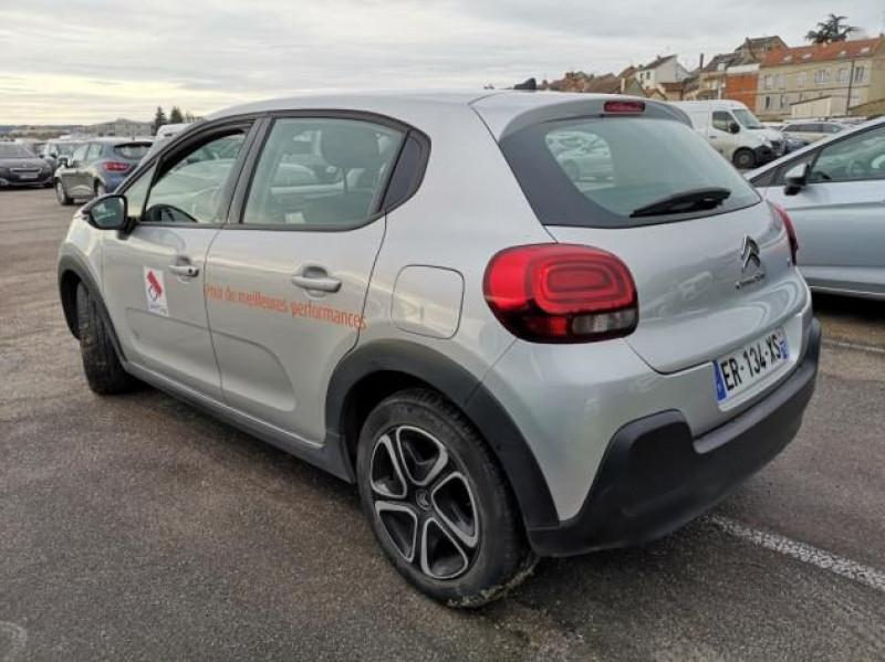 Photo 3 de l'offre de CITROEN C3 STE 1.6 BLUEHDI 75CH S&S FEEL NAV à 8900€ chez Brignais automobiles