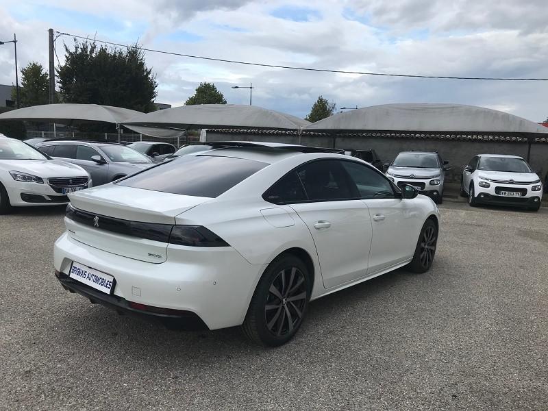 Photo 6 de l'offre de PEUGEOT 508 BLUEHDI 180CH S&S GT LINE EAT8 à 36900€ chez Brignais automobiles