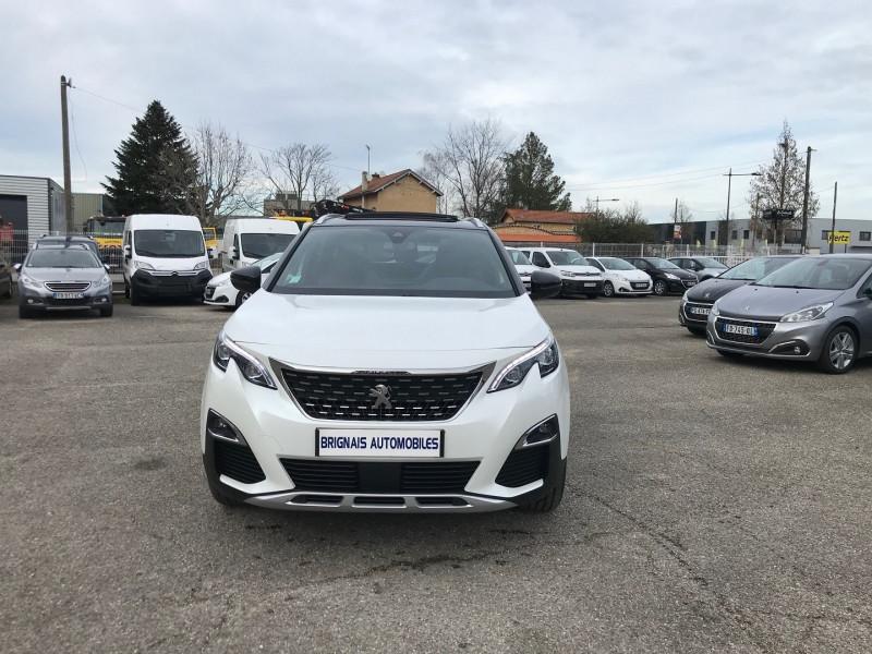 Photo 2 de l'offre de PEUGEOT 5008 1.5 BLUEHDI 130CH S&S GT LINE EAT8 à 35400€ chez Brignais automobiles