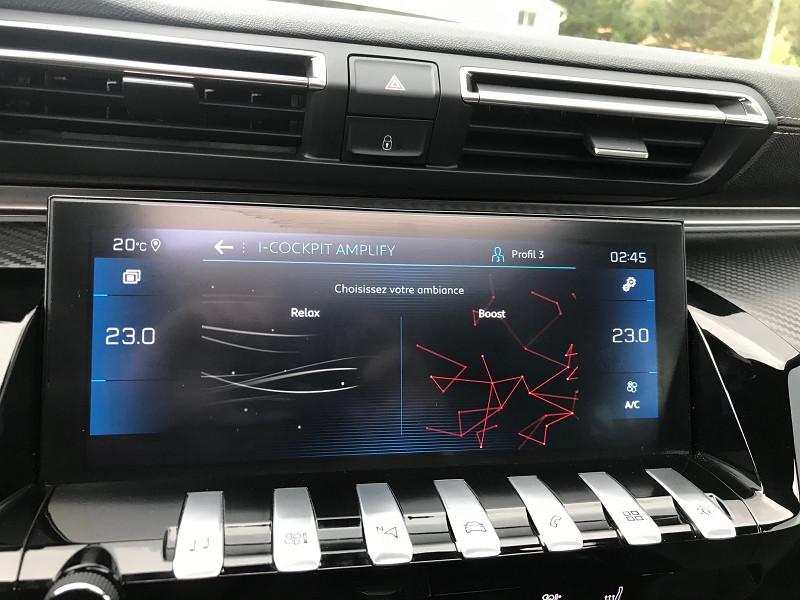 Photo 13 de l'offre de PEUGEOT 508 BLUEHDI 180CH S&S GT LINE EAT8 à 36900€ chez Brignais automobiles