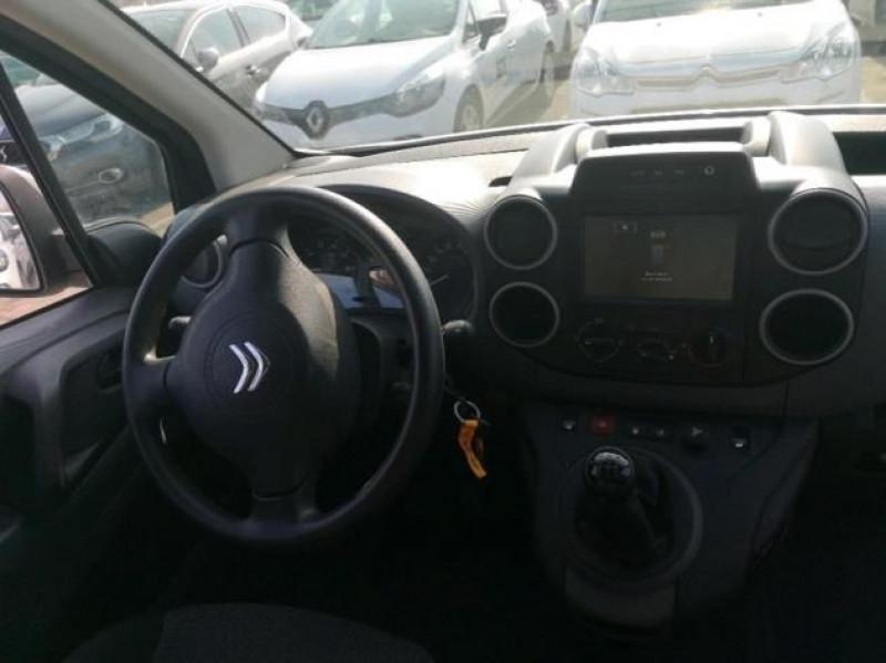 Photo 5 de l'offre de CITROEN BERLINGO M 1.6 BLUEHDI 75 BUSINESS à 10400€ chez Brignais automobiles