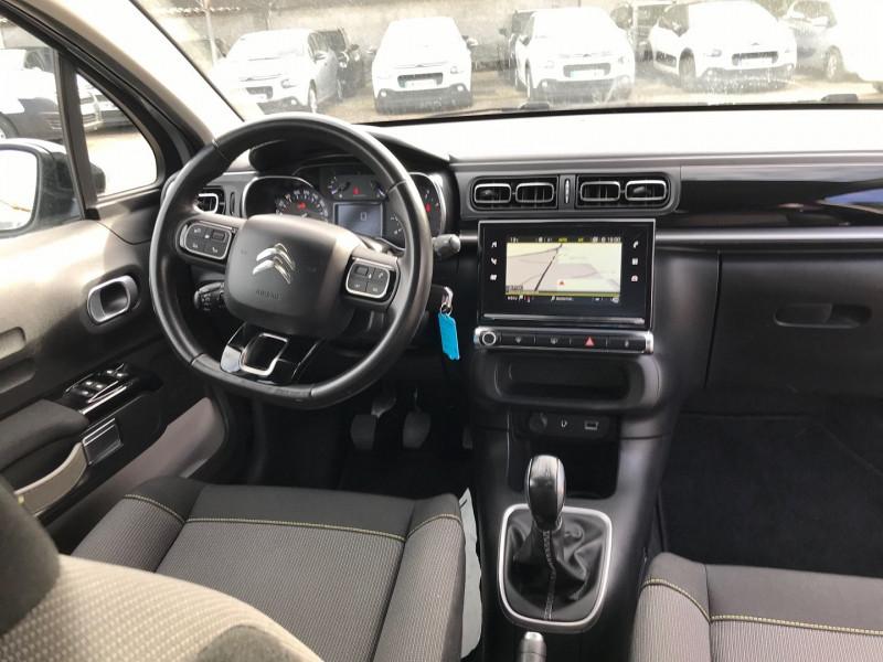 Photo 10 de l'offre de CITROEN C3 STE 1.6 BLUEHDI 75CH S&S FEEL NAV à 9400€ chez Brignais automobiles