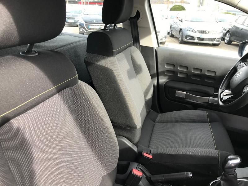 Photo 8 de l'offre de CITROEN C3 STE 1.6 BLUEHDI 75CH S&S FEEL NAV à 9400€ chez Brignais automobiles