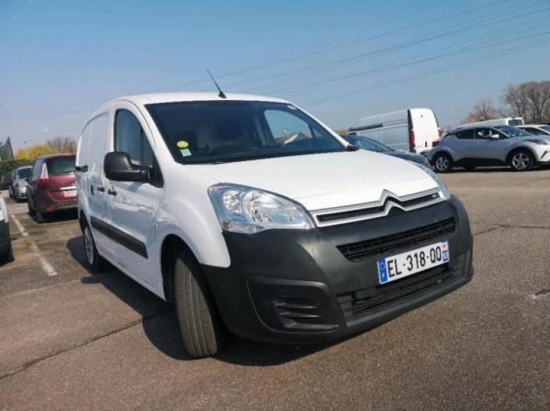 Photo 2 de l'offre de CITROEN BERLINGO M 1.6 BLUEHDI 75 BUSINESS à 10400€ chez Brignais automobiles
