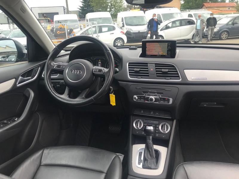 Photo 10 de l'offre de AUDI Q3 2.0 TFSI 211CH AMBITION LUXE QUATTRO S TRONIC 7 à 15900€ chez Brignais automobiles