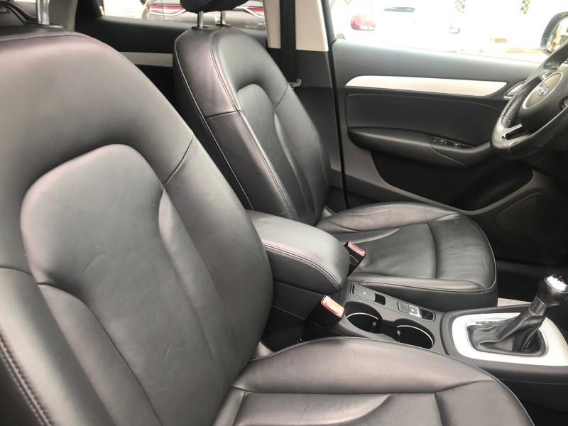 Photo 8 de l'offre de AUDI Q3 2.0 TFSI 211CH AMBITION LUXE QUATTRO S TRONIC 7 à 15900€ chez Brignais automobiles