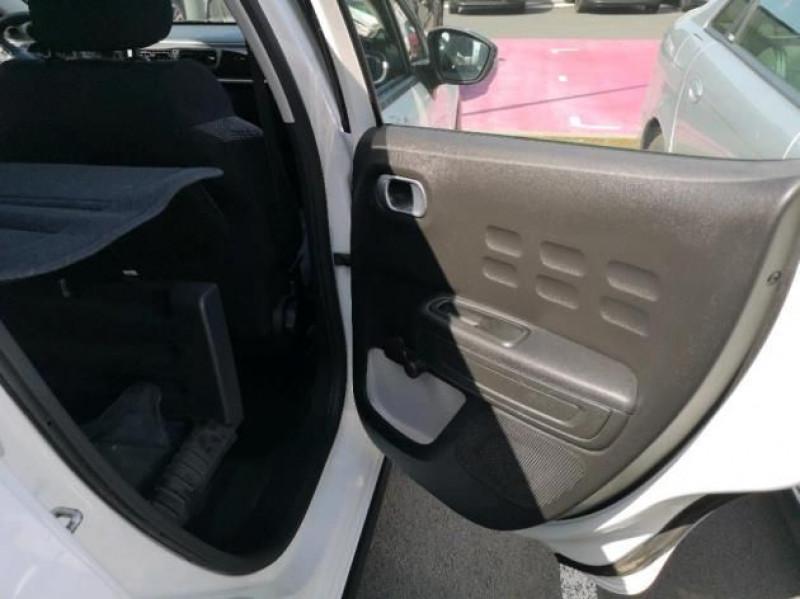 Photo 8 de l'offre de CITROEN C3 STE 1.6 BLUEHDI 75CH S&S FEEL à 7400€ chez Brignais automobiles