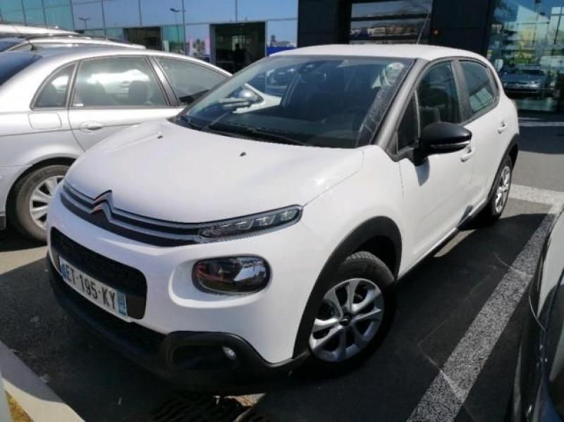Photo 1 de l'offre de CITROEN C3 STE 1.6 BLUEHDI 75CH S&S FEEL à 7400€ chez Brignais automobiles