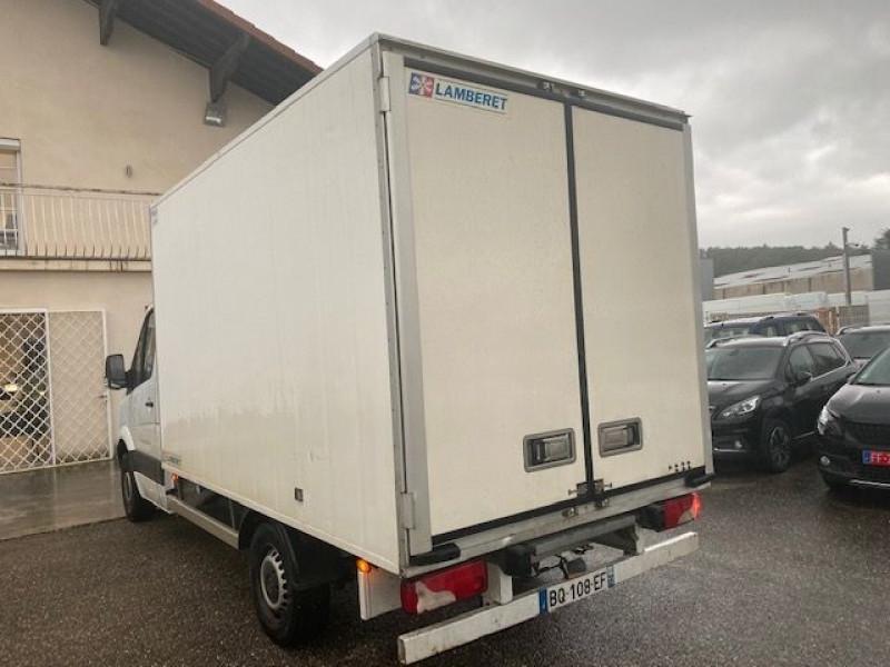 Photo 4 de l'offre de MERCEDES-BENZ SPRINTER CCB 315 37 CAISSE FRIGO LAMBERET + GROUPE CARRIER à 11880€ chez Brignais automobiles