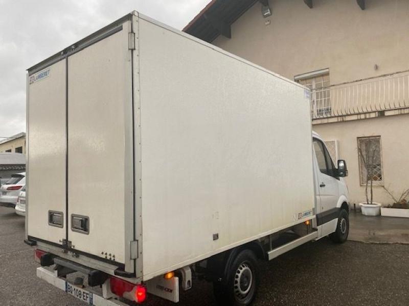 Photo 3 de l'offre de MERCEDES-BENZ SPRINTER CCB 315 37 CAISSE FRIGO LAMBERET + GROUPE CARRIER à 11880€ chez Brignais automobiles