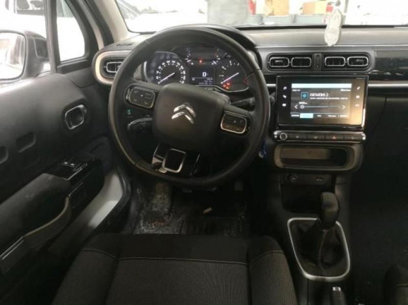 Photo 5 de l'offre de CITROEN C3 PURETECH 82CH SHINE S&S E6.D-TEMP à 12400€ chez Brignais automobiles