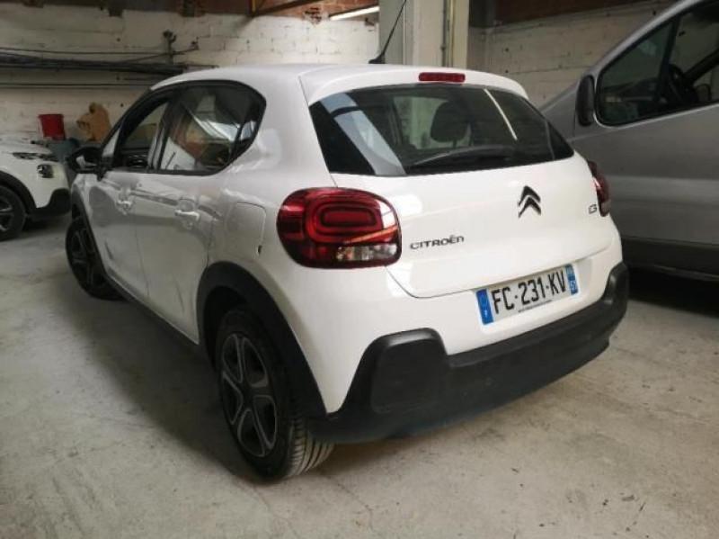 Photo 3 de l'offre de CITROEN C3 PURETECH 82CH SHINE S&S E6.D-TEMP à 12400€ chez Brignais automobiles