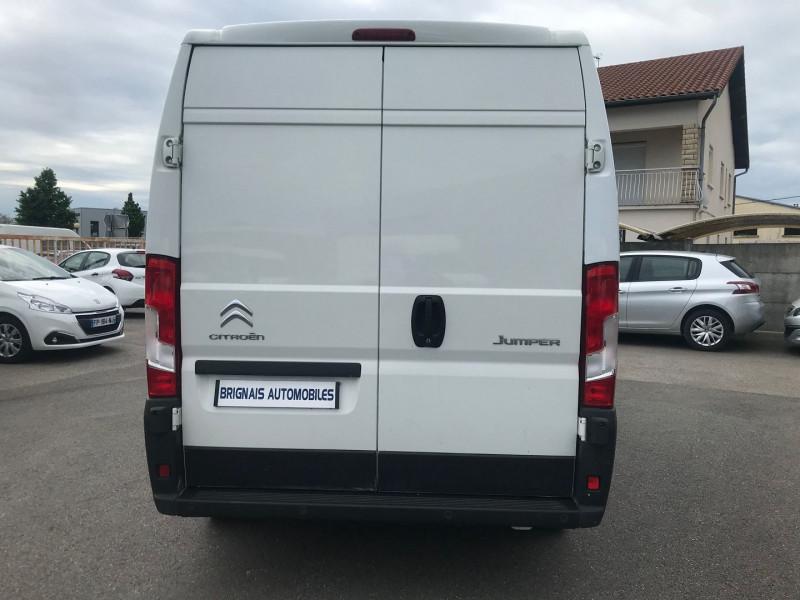 Photo 5 de l'offre de CITROEN JUMPER FG 35 L2H2 2.0 BLUEHDI 130 BUSINESS à 20280€ chez Brignais automobiles