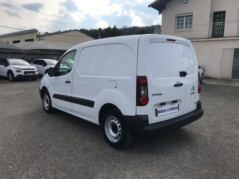 Photo 4 de l'offre de CITROEN BERLINGO M 1.6 BLUEHDI 75 CLUB à 10900€ chez Brignais automobiles
