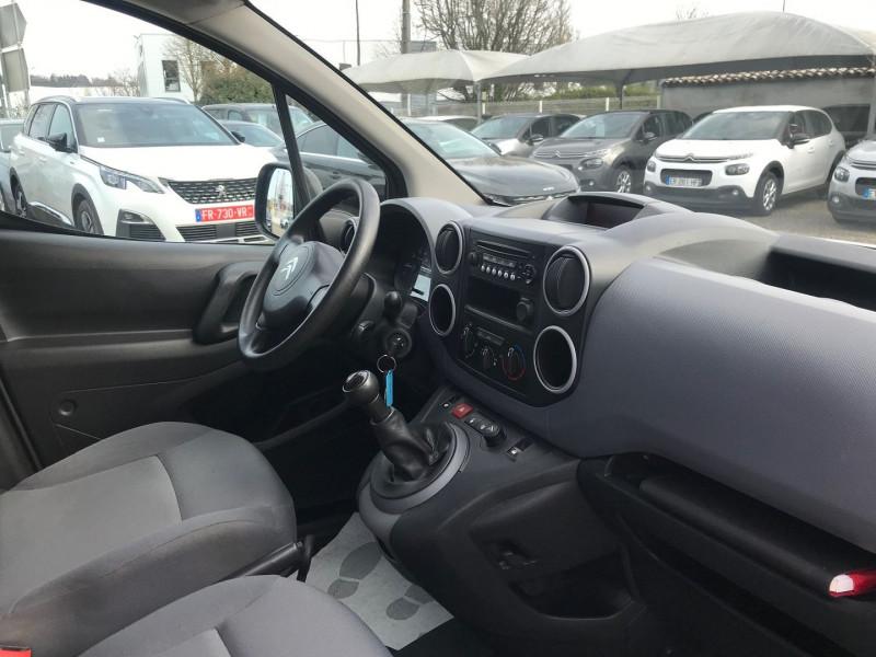 Photo 7 de l'offre de CITROEN BERLINGO M 1.6 BLUEHDI 75 CLUB à 10900€ chez Brignais automobiles