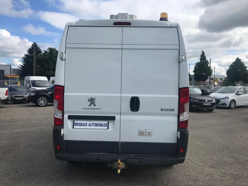 Photo 5 de l'offre de PEUGEOT BOXER FG 335 L2H2 2.2 HDI 110 CABINE APPROFONDIE CONFORT à 10900€ chez Brignais automobiles