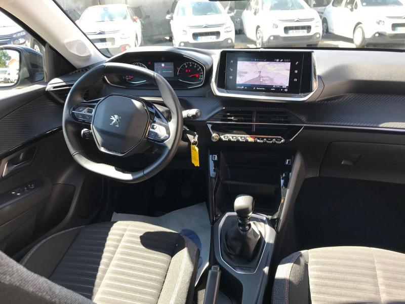 Photo 10 de l'offre de PEUGEOT 208 1.2 PURETECH 100CH S&S ACTIVE à 16990€ chez Brignais automobiles