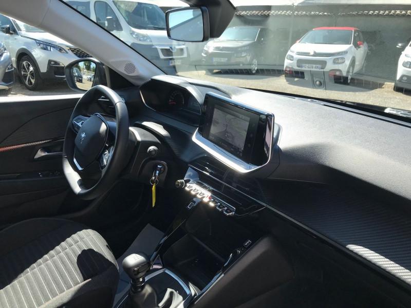 Photo 7 de l'offre de PEUGEOT 208 1.2 PURETECH 100CH S&S ACTIVE à 16990€ chez Brignais automobiles