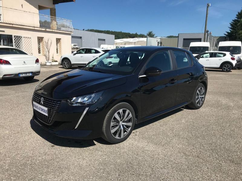 Photo 3 de l'offre de PEUGEOT 208 1.2 PURETECH 100CH S&S ACTIVE à 16990€ chez Brignais automobiles