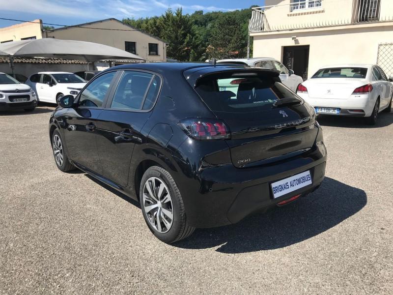 Photo 4 de l'offre de PEUGEOT 208 1.2 PURETECH 100CH S&S ACTIVE à 16990€ chez Brignais automobiles