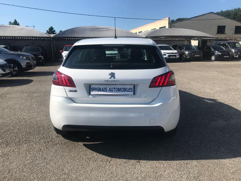 Photo 5 de l'offre de PEUGEOT 308 AFFAIRE 1.5 BLUEHDI 100CH S&S PREMIUM PACK à 12900€ chez Brignais automobiles