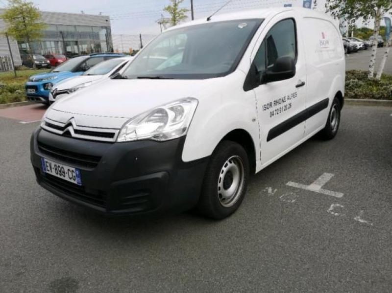 Photo 1 de l'offre de CITROEN BERLINGO M 1.6 BLUEHDI 75 CLUB à 10680€ chez Brignais automobiles