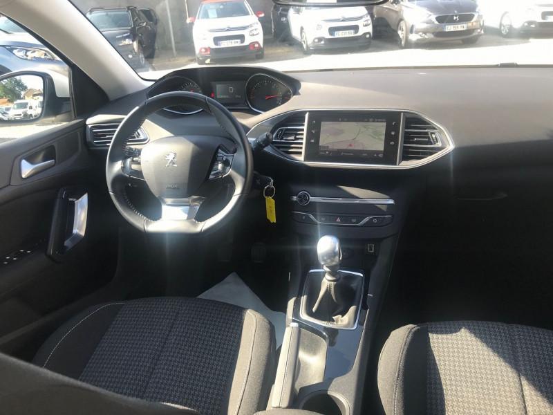 Photo 10 de l'offre de PEUGEOT 308 AFFAIRE 1.5 BLUEHDI 100CH S&S PREMIUM PACK à 12900€ chez Brignais automobiles