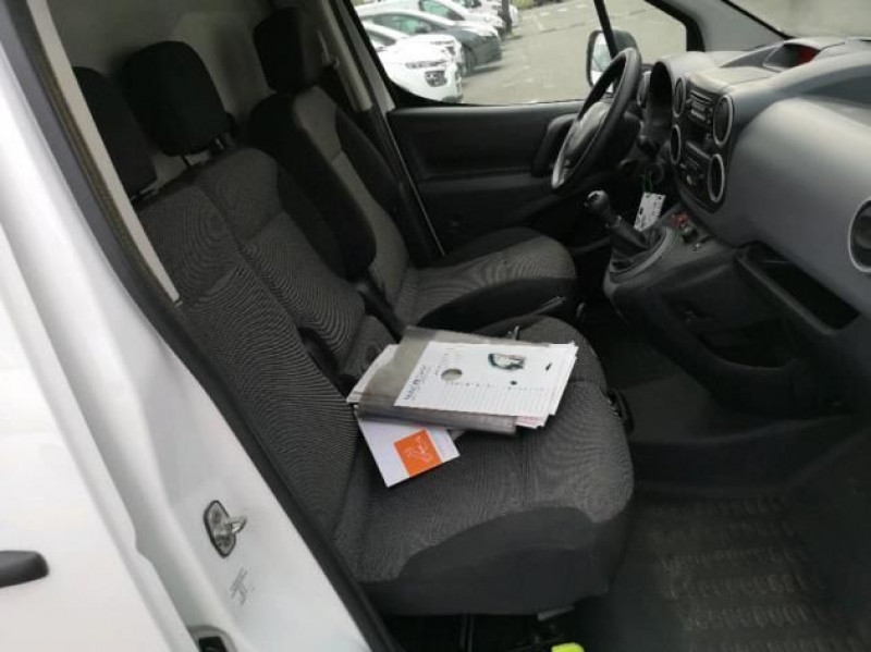 Photo 6 de l'offre de CITROEN BERLINGO M 1.6 BLUEHDI 75 CLUB à 10680€ chez Brignais automobiles