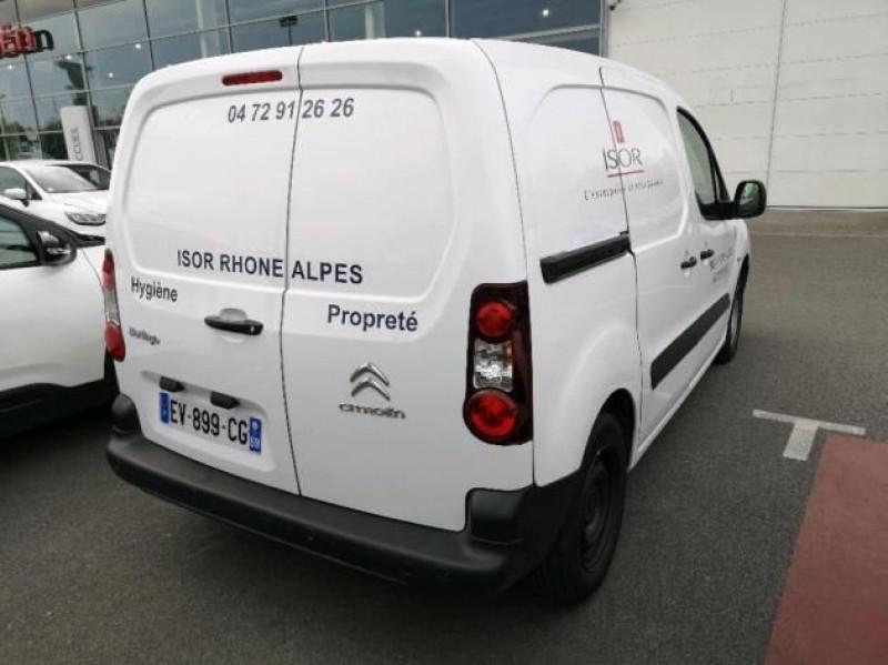 Photo 4 de l'offre de CITROEN BERLINGO M 1.6 BLUEHDI 75 CLUB à 10680€ chez Brignais automobiles