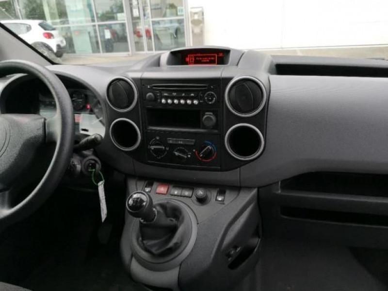 Photo 9 de l'offre de CITROEN BERLINGO M 1.6 BLUEHDI 75 CLUB à 10680€ chez Brignais automobiles