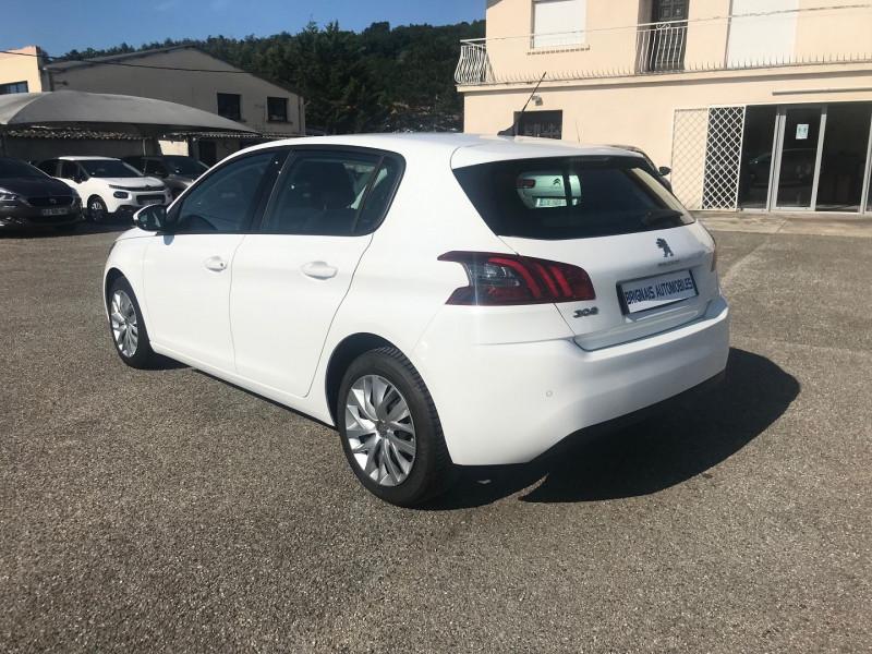 Photo 4 de l'offre de PEUGEOT 308 AFFAIRE 1.5 BLUEHDI 100CH S&S PREMIUM PACK à 12900€ chez Brignais automobiles